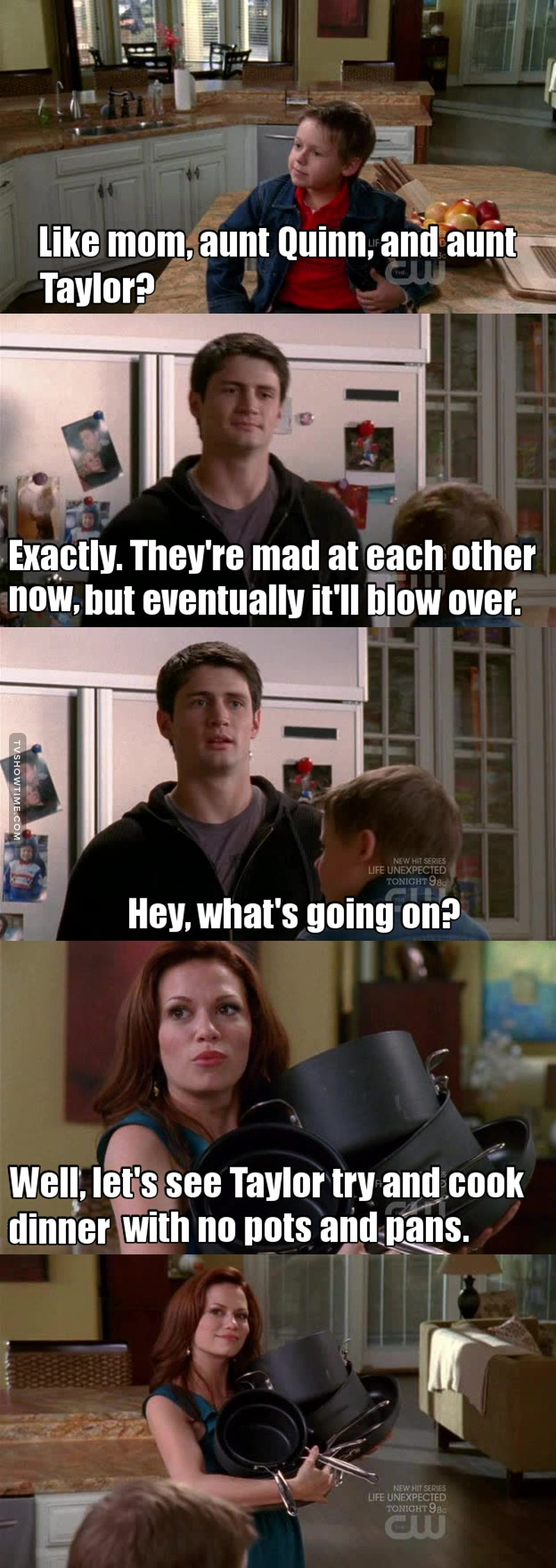 So funny! Haley was amazing in this episode! I had a blast!!!