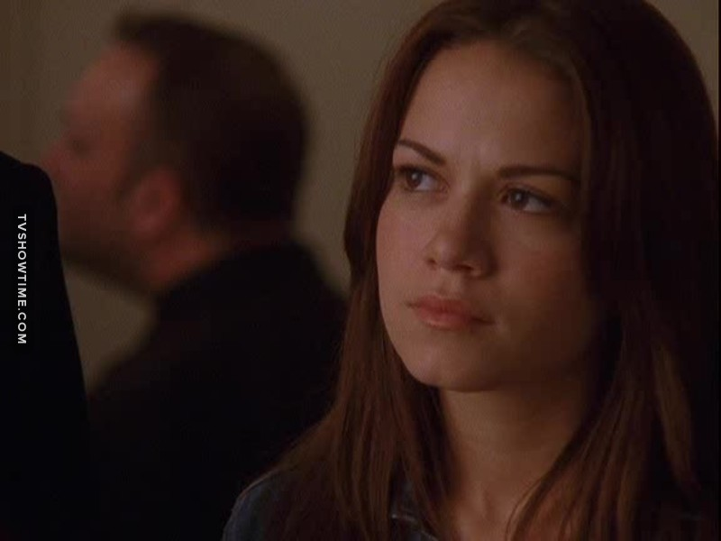 The way Haley is disappointed.... She could kills us with her eyes only