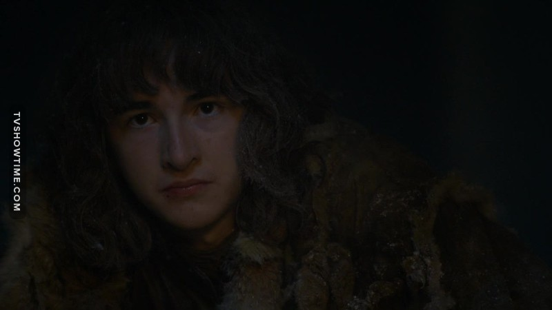 that moment when you finally think John and Bran are about to be reunited, but then all of your hopes are destroyed... JUST. LIKE. ALWAYS.
