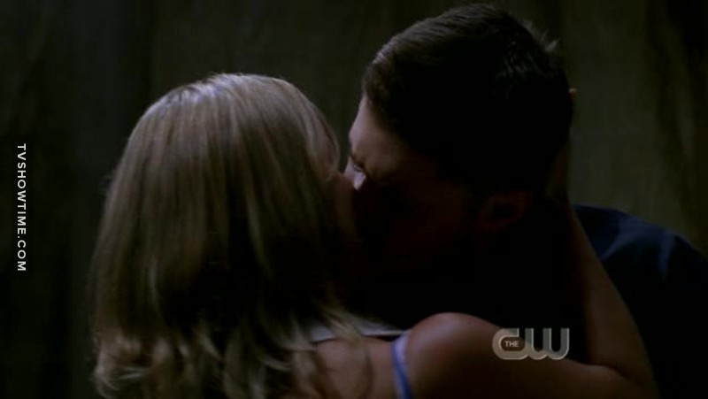Dean please stop kissing these demons
