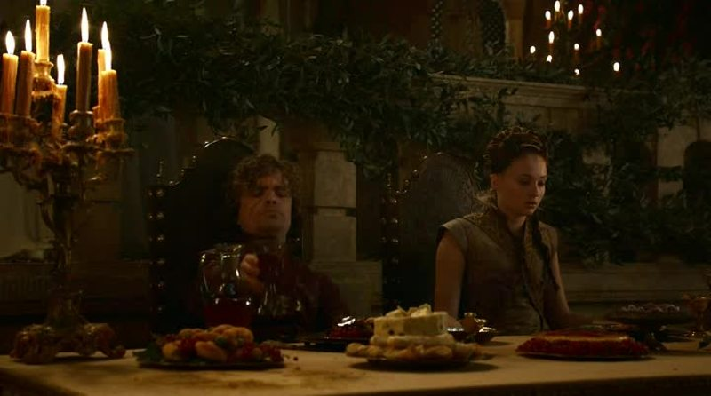 i wanna get drunk with tyrion so bad