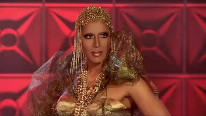 i can't be the only one who's getting raja vibes from her, right? 🤔
