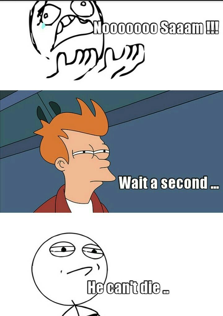 My reaction. 😂