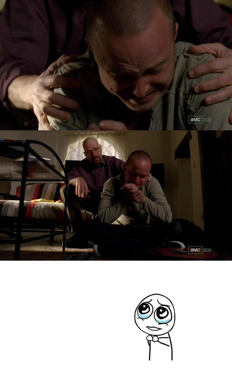 I just wanna hug Jesse 😢❤️