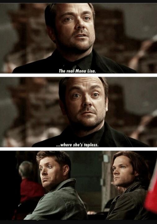 Ahahahahaha Crowley