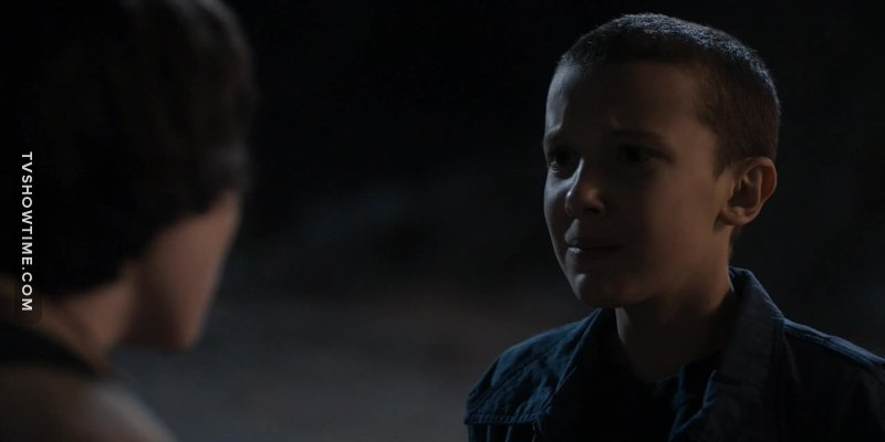 The kids crying and Mike screaming with Eleven. God, I'm so emotional 😭