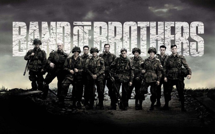 """We know how to win wars. We must learn now to win peace."" -Band Of Brothers."