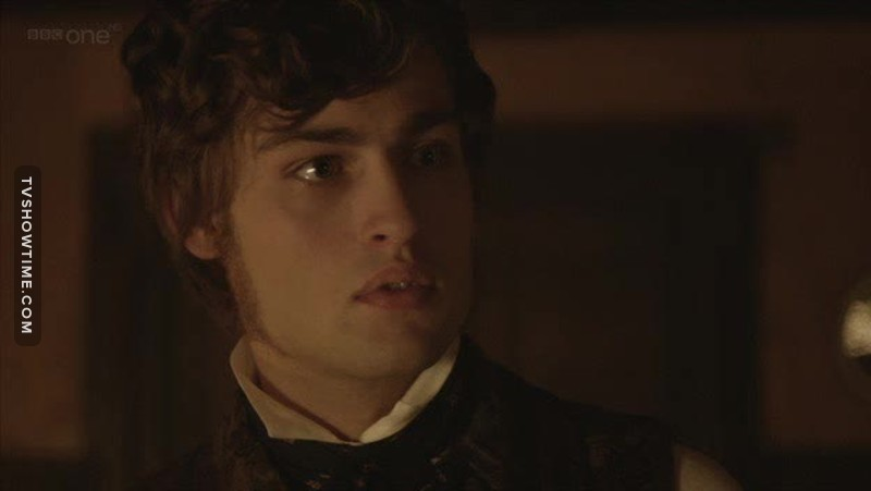 Didn't particularly like Pip at points of this episode, he wasn't always as nice as he could have been, he did redeem himself towards the end of the episode but his face when he saw Magwitch was his benefactor was priceless