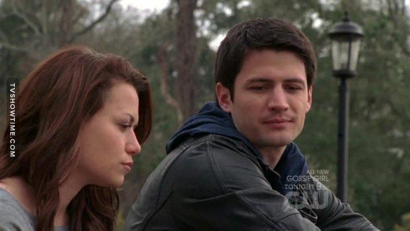 Nathan tá sendo essencial para a melhoria da Haley. Melhor marido ❤