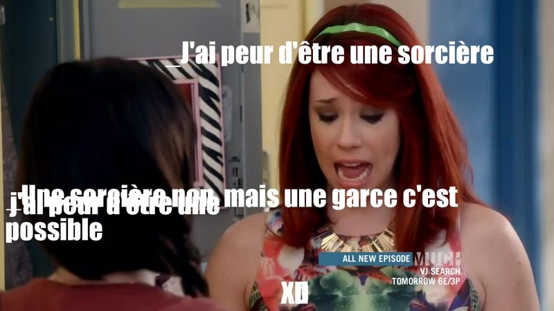 Ce moment XD