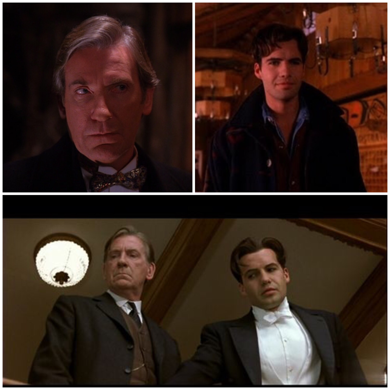 From Twin Peaks to Titanic 😯
