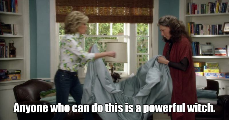 Grace and frankie quotes