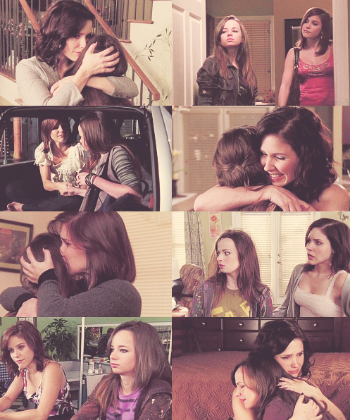 I just loved their relationship, it was hard to let Sam go. I really thought she would have stayed with Brooke forever.  At least, now I know Brooke is gonna be an amazing mother.