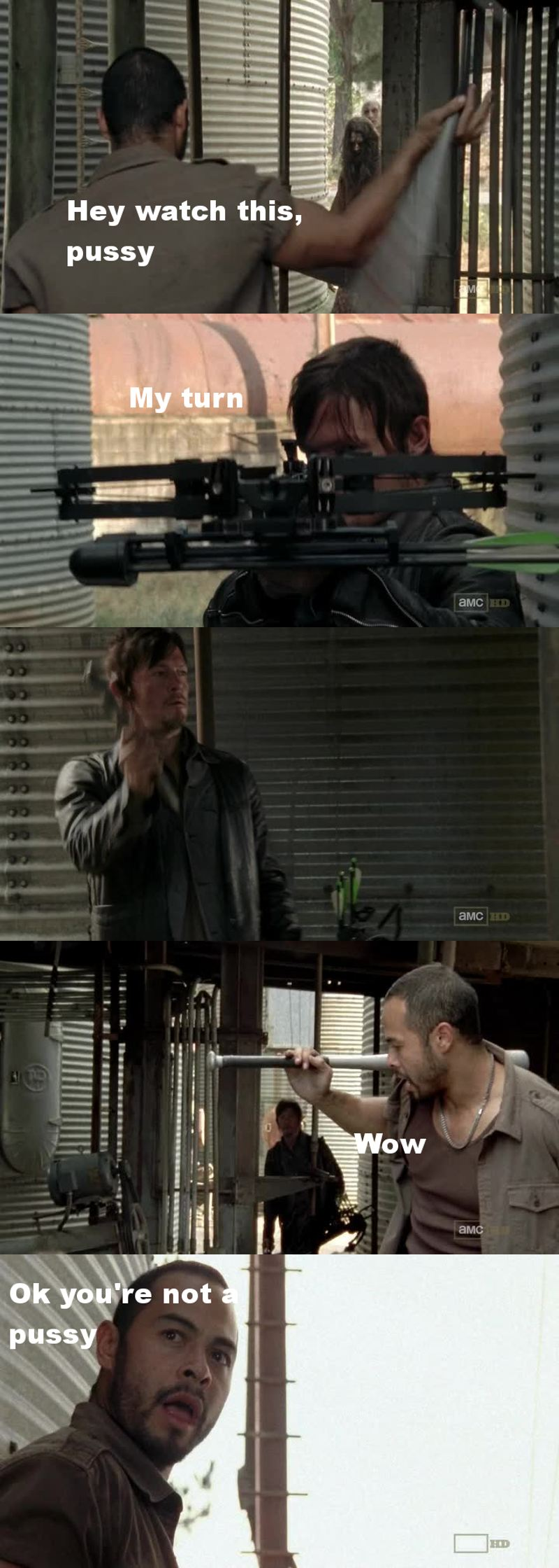 Daryl's the best.😂