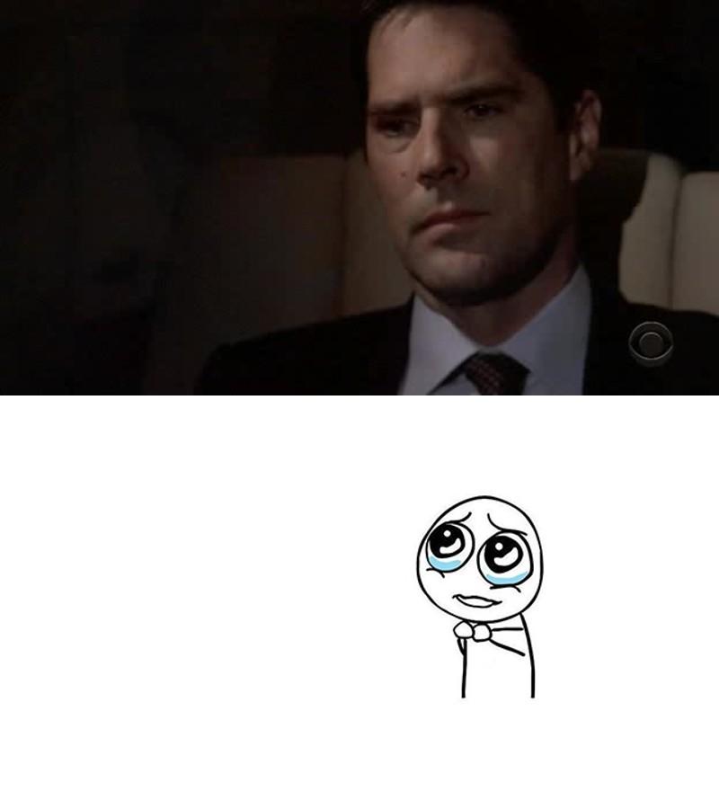 I feel so sorry for him :(