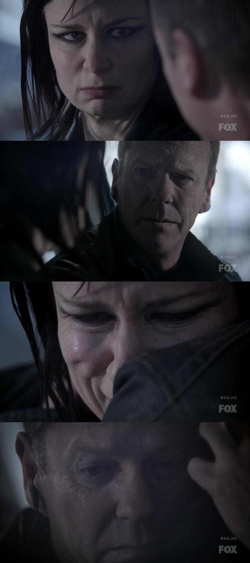 Poor Chloe.