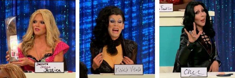 Chad Sharon e William foram sensacionais. Mereciam os 3 terem ganho mas gostei da Cher ter levado pois foi a mais merecedora mesmo. E o que foi aquele momento do William ao ser salvo!? Gente ta loka é!?