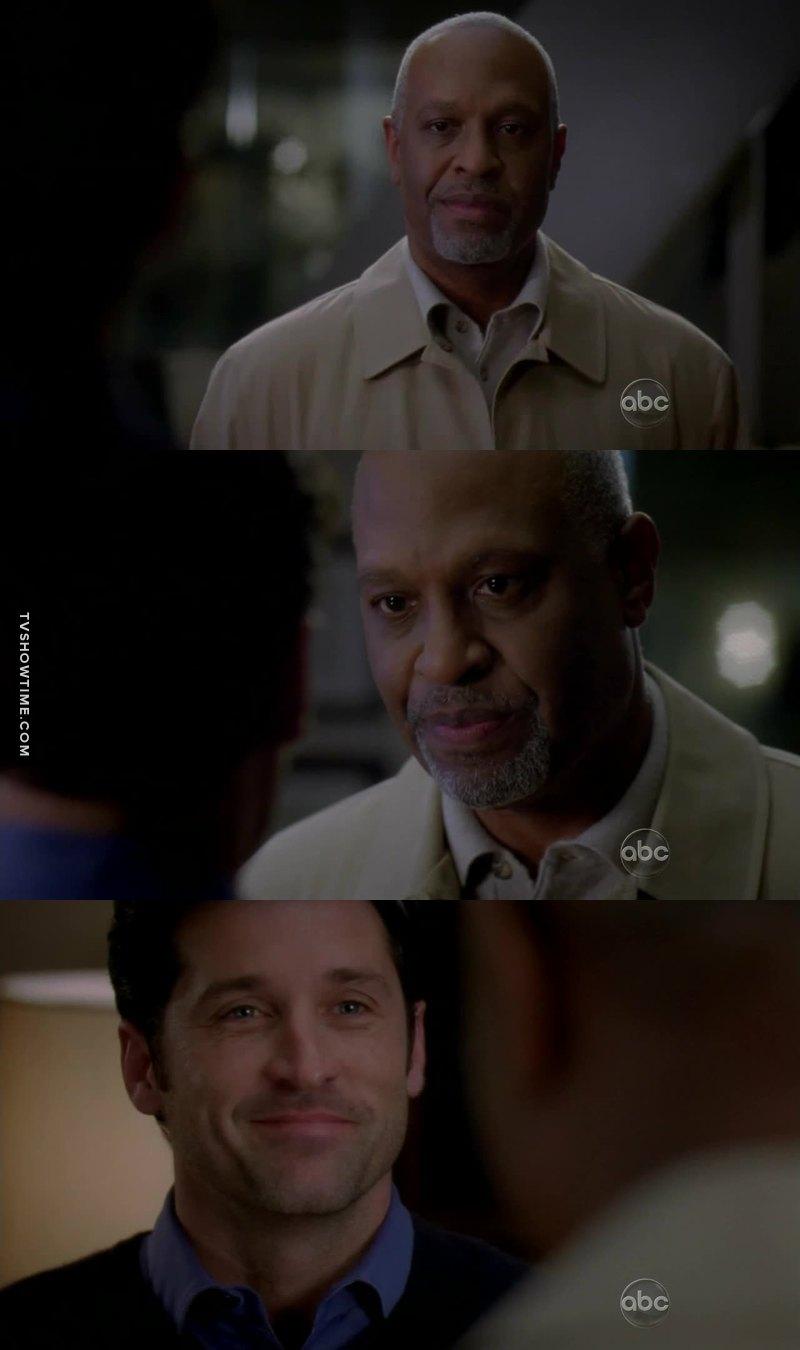 Desculpa Derek mas o Chefe sempre vai ser o melhor chefe