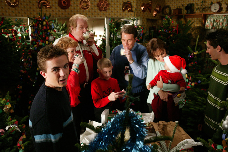 Malcolm In The Middle Christmas.Tv Time Malcolm In The Middle S05e07 Christmas Trees