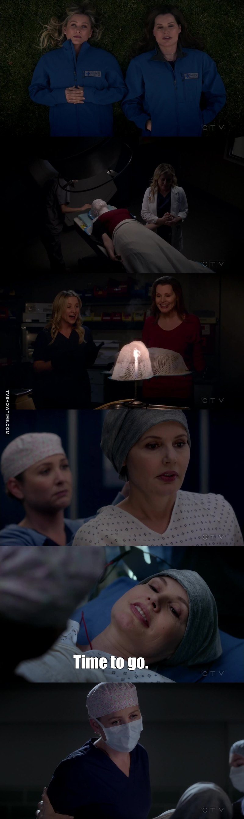 Amazing episode 😍👏🏼. Loved Nicole and Arizona's friendship 💘 The final part was so emotional 😭😭