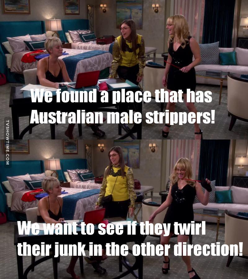 Drunk Bernadette is SO funny 😂