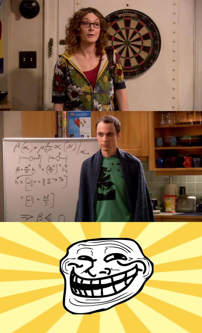 Ma non ci sono equazioni sbagliate sulla mia lavagna.