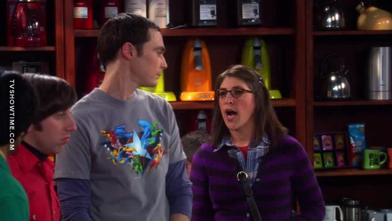 And this is where the very awkward magic begins :) definitely love rewatching season 3 when Amy is brought in.