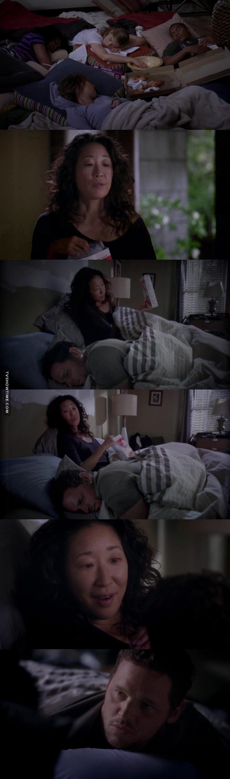I fucking love Cristina