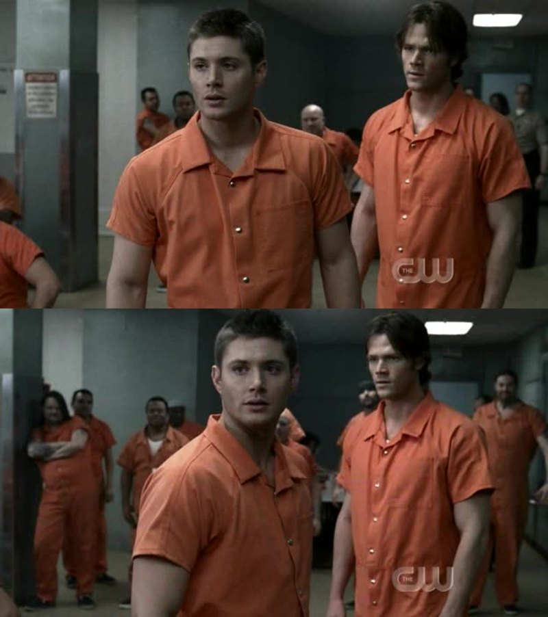 Winchester + prison is so important