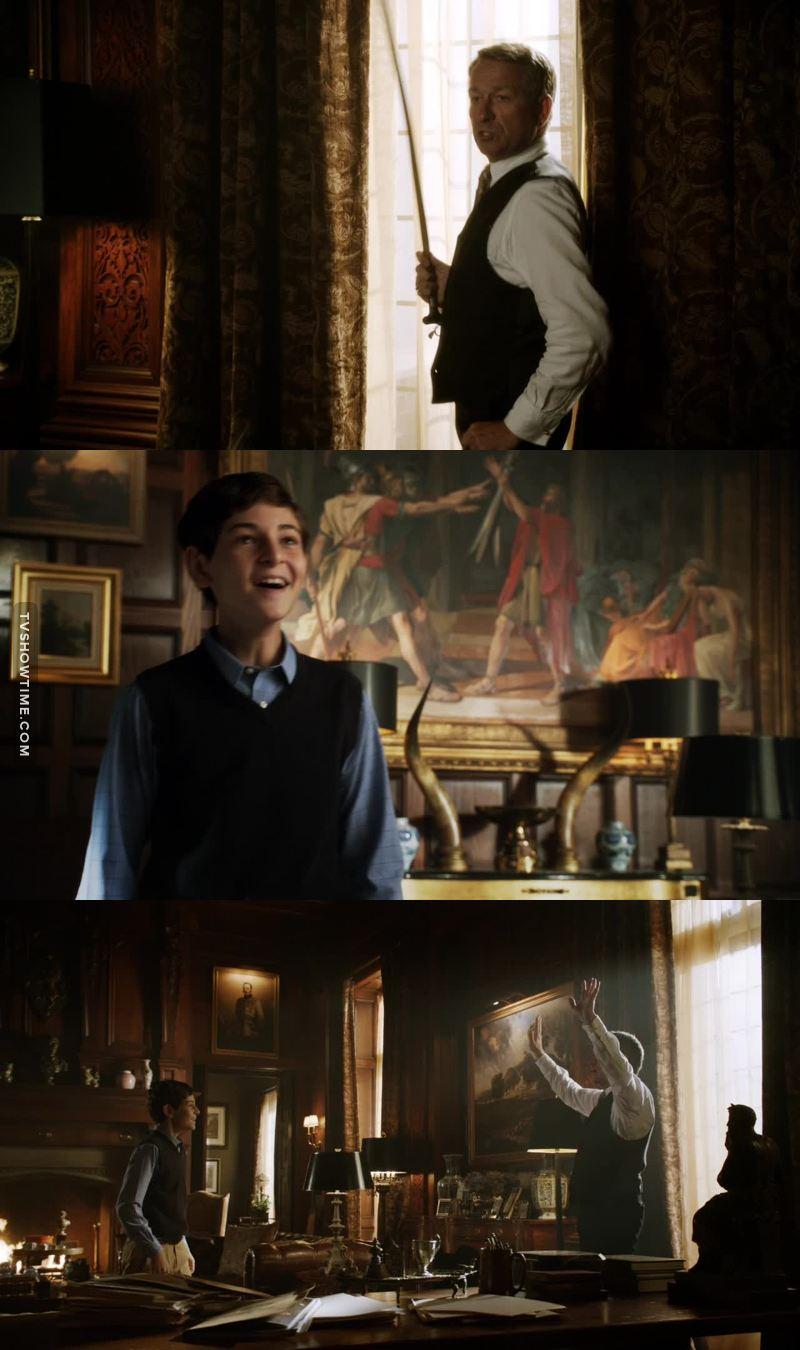 I love Alfred