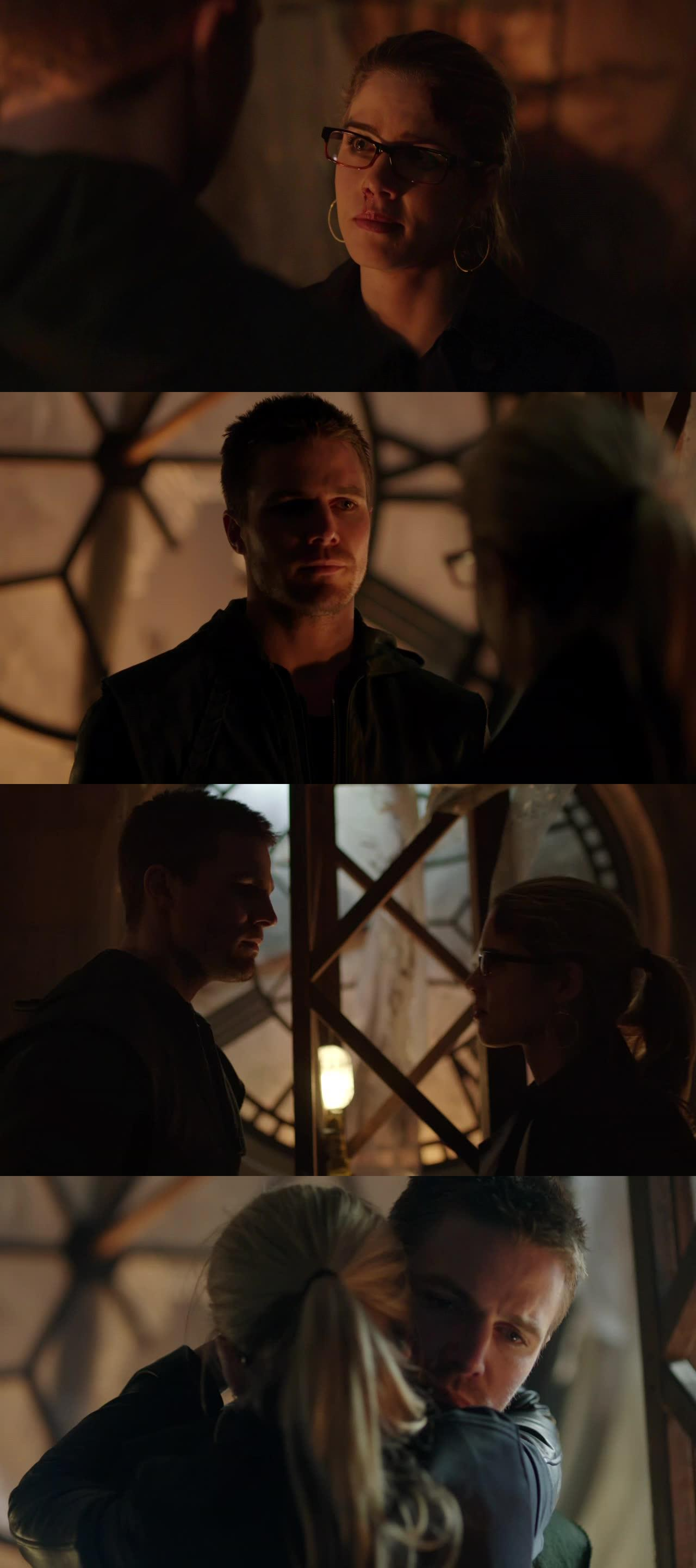 You are not alone and I believe in you ! #Olicity