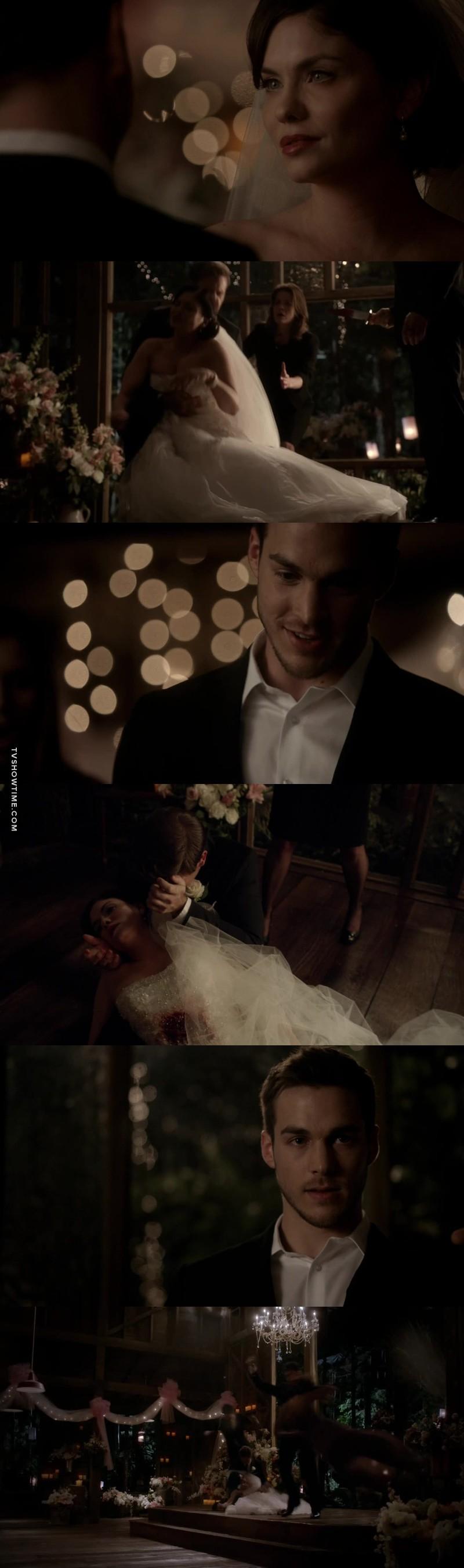 OMG !!! Je M'attendais pas du tout à la fin de cette épisode !!!! J'ai hâte de voir l'épisode d'après !!!