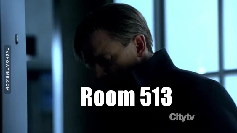 Good one, fringe. That's the next, last and 100th episode. 5x13 here I come. Not ready.