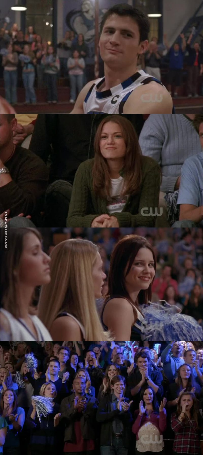 """""""there is only one Tree Hill, and it's your home"""" ❤️"""