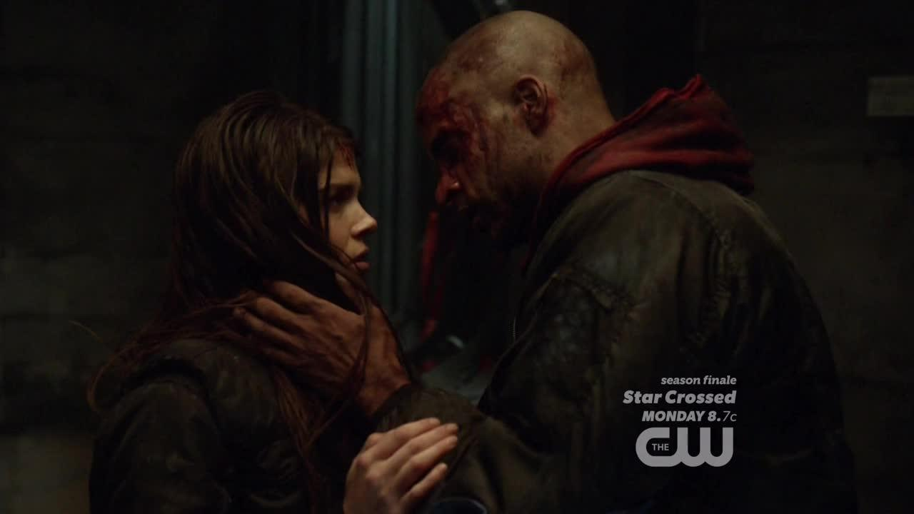 The Lincoln story line is getting more and more interesting! That kiss between Octavia and him though, so cuteee!! They're growing closer! Same for Bellamy and Clarke, i think they'll soon be together!! Anyway love it, can't wait to see more!!!