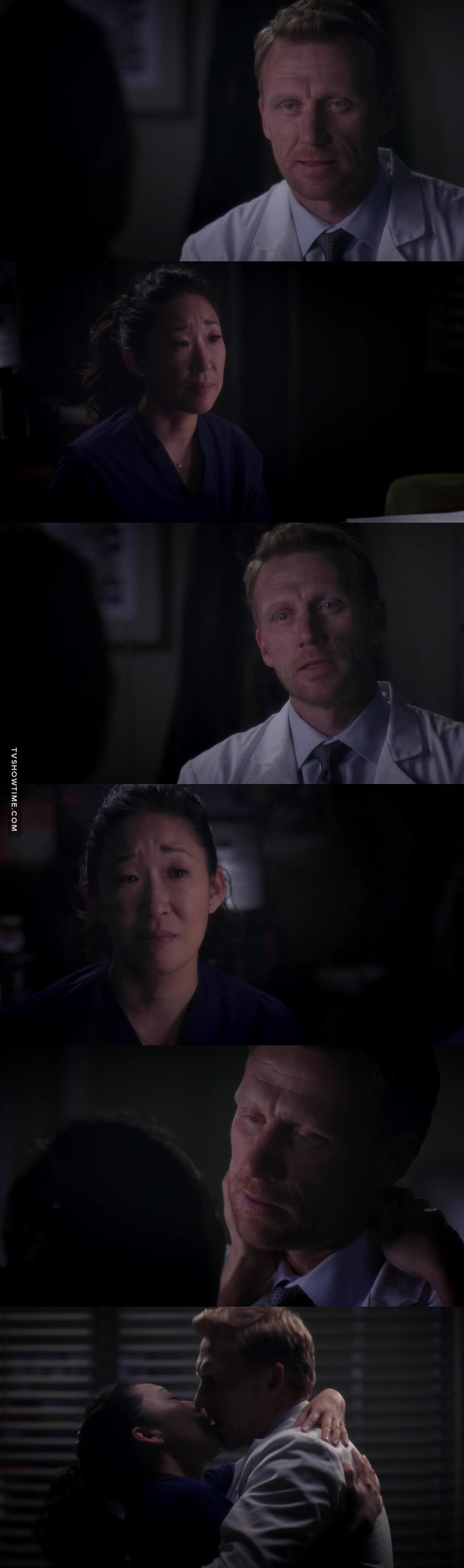 I will miss them, they were messed up of course but I shipped them a lot. 💔