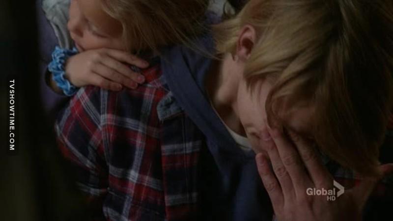 """Don't cry, Sammy"" 💔"