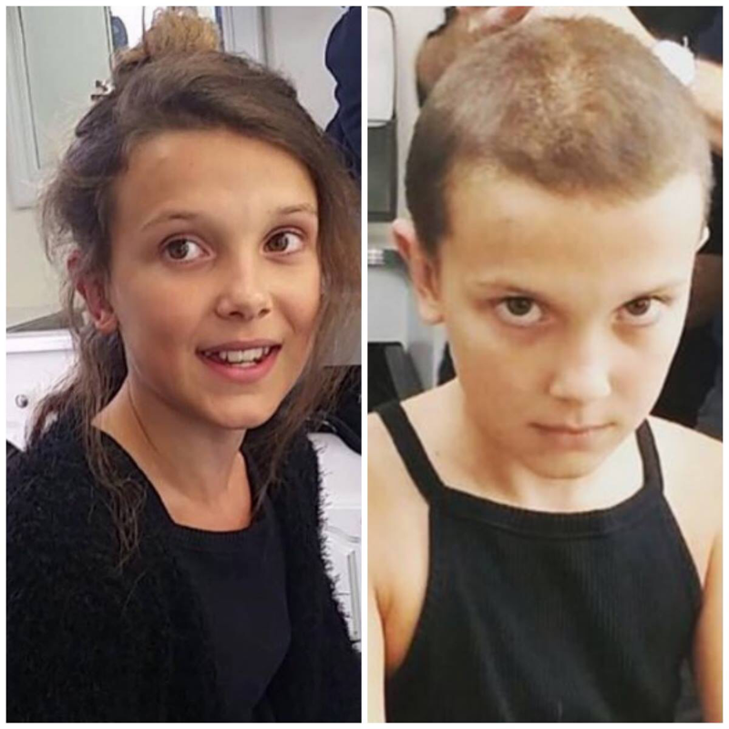 Mad respect for Millie Brown 🙌🏻🙌🏻🙌🏻👏🏻👏🏻👏🏻