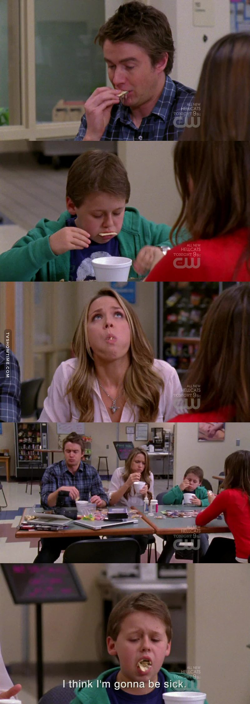 This scene was so funny ! Especially when they were trying to speak ! 😂