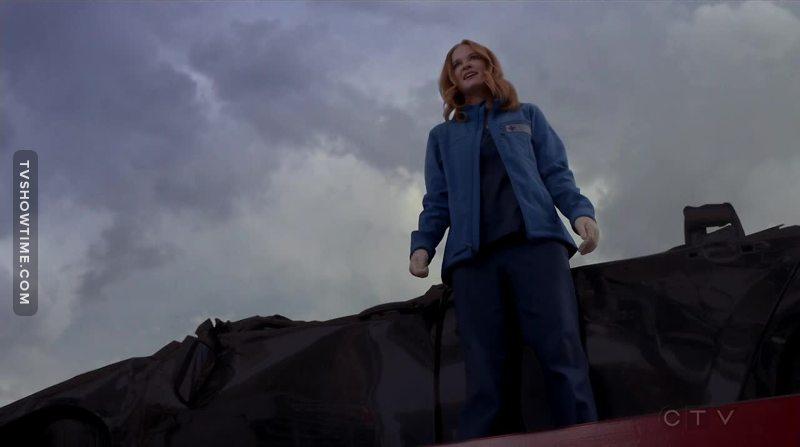 Essa mulher renasceu das cinzas e se transformou na super Kepner.