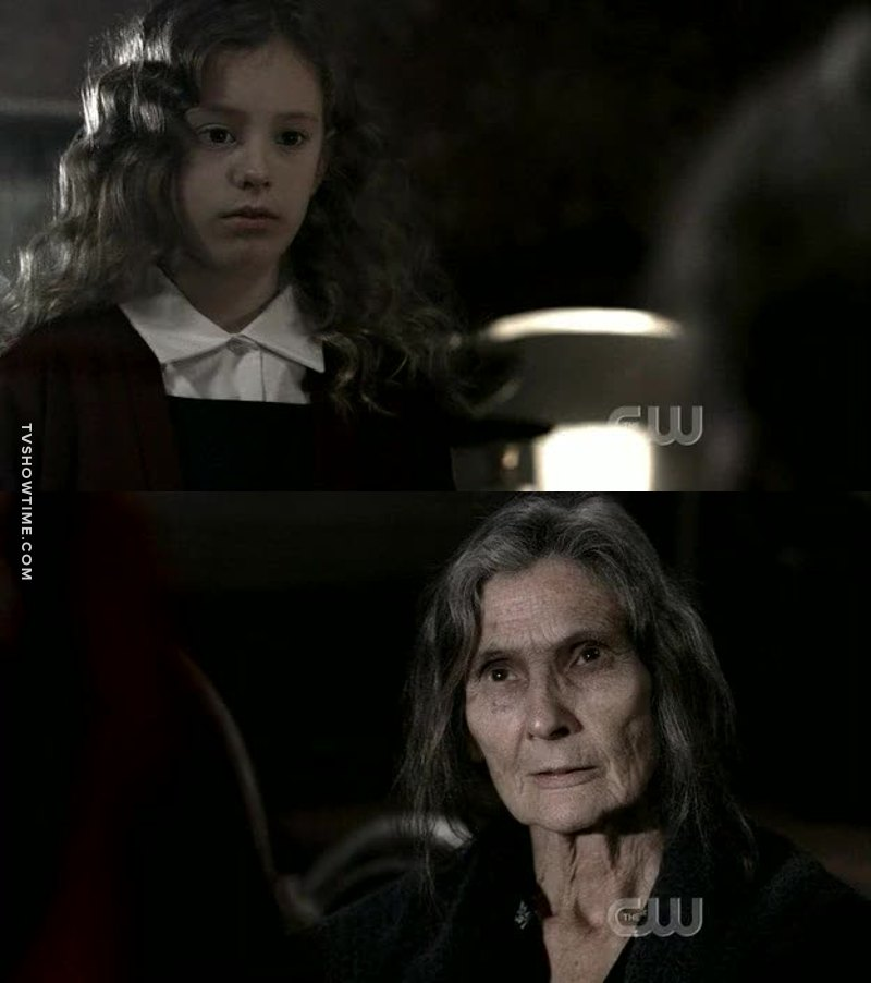 This episode was so creepy and sad.
