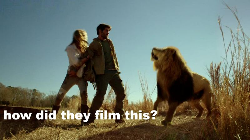 The Pilot was so great and satisfying, I`m gonna follow it and the scenes in Africa was so beautiful and nice