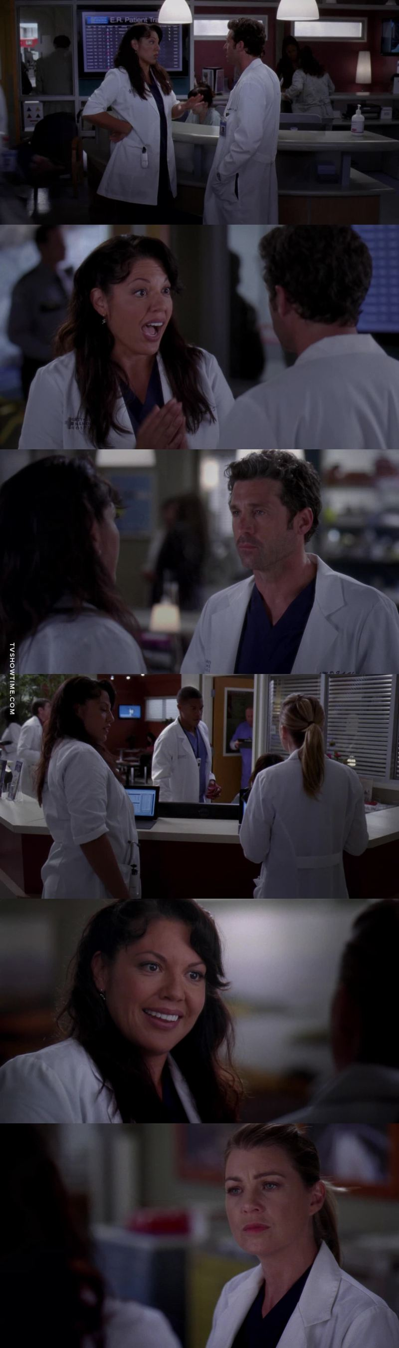 I love Callie being friend with Merder 🔝