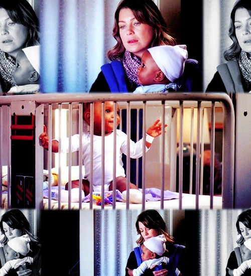 this episode was actually so sad and painful  but this ? this is so damn cute 😍 #alwayssupportingMer&Cristinatbh
