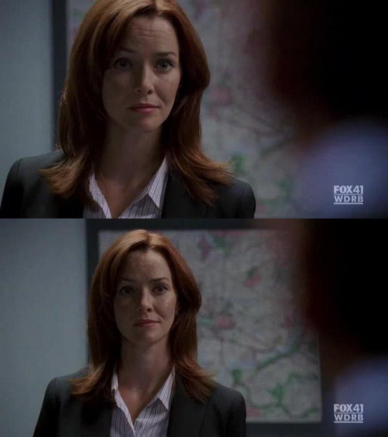 Renee Walker. One of the best characters.