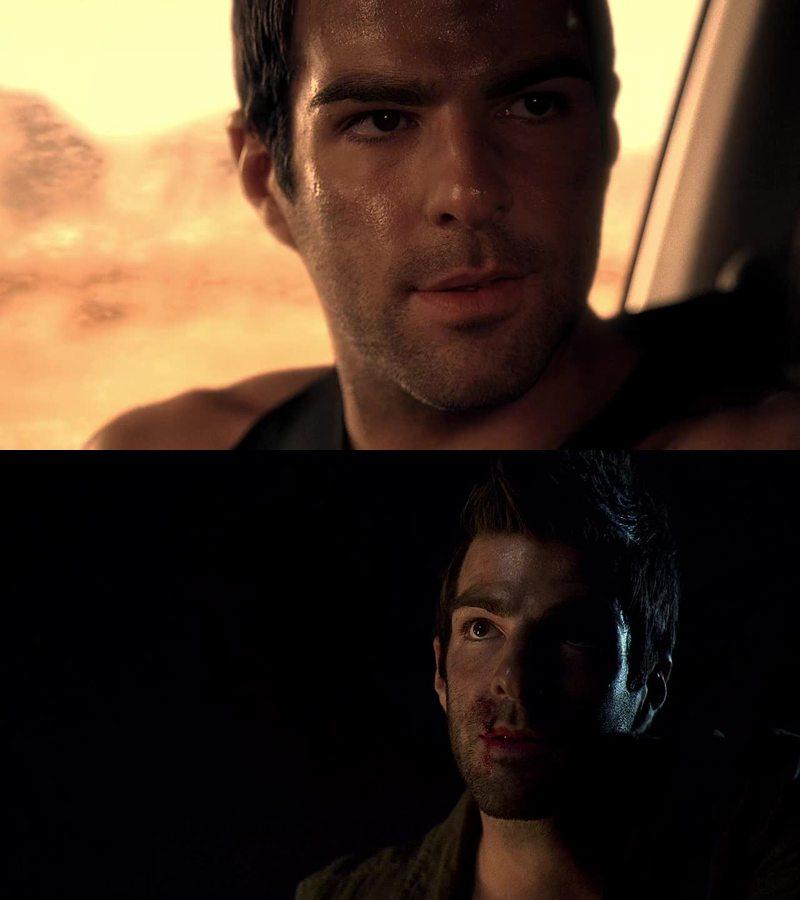 Ce personnage, un réel plaisir à chaque fois qu'on le voit :) Ce Sylar restera toujours ce bon vieux Sylar... Il perd pas le nord :D  Pleins de visages connus : Mona de PLL, Rosie de Devious Maids, Quinn de Glee et d'autres :) ça change ^^