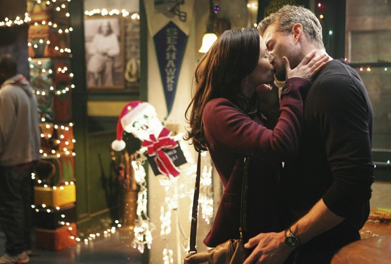 """"""" Don't count out Lexie Grey. She's smart, she's beautiful. She is perfect. A guy couldn't do any better. """" i miss these two together so hard"""