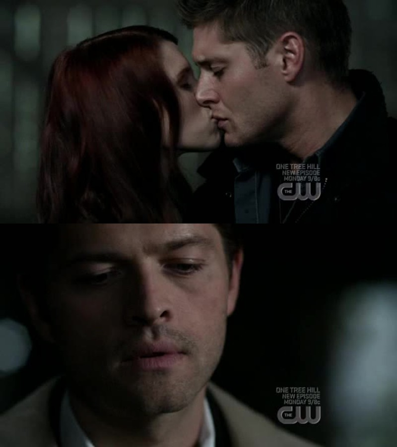 Castiel is clearly in love with Dean. It's OBVIOUS