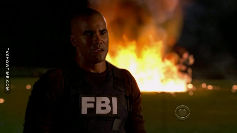 DEREK MORGAN IS A NATIONAL HERO