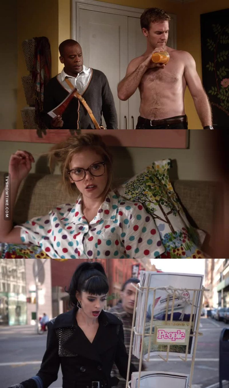 Fav episode in this show ! I cannot stop laughing seriously.